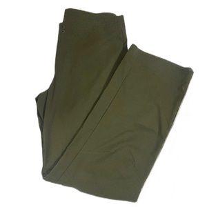 Columbia XCO Women's Green Pants Size 14 Long